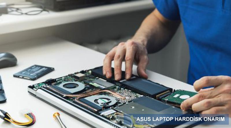 Asus Laptop Hard Disk Tamiri