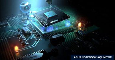 Asus Laptop Açılmıyor Çözümü