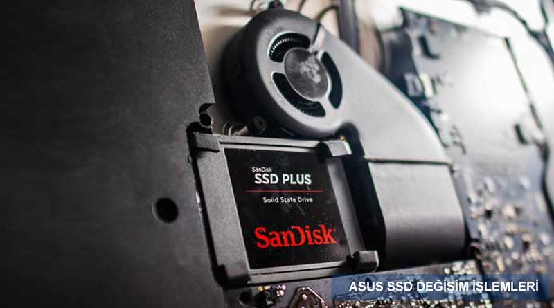 Asus SSD takma fiyatları
